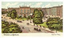 Küstriner Platz, Friedrichshain 1900.png