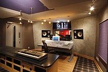 Music Room Office Combo