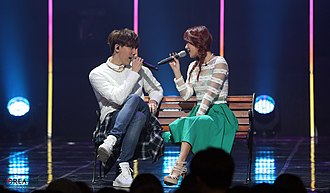 Some (song) - Soyou and Junggigo performing the song