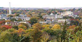 Kansas State University - Northern Campus in October