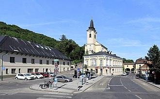 Kalksburg - Center of Kalksburg