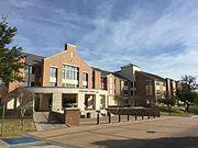 Kalpana Chawla Hall Univ Texas Arlington