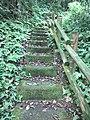 Kami-shima Island - Stone stairs.jpg