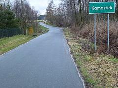 Kamostek