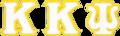 Kappa Kappa Psi letters.png