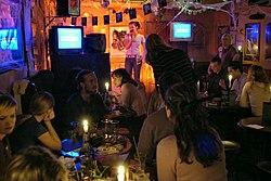 Karaoke bar in Hamburg