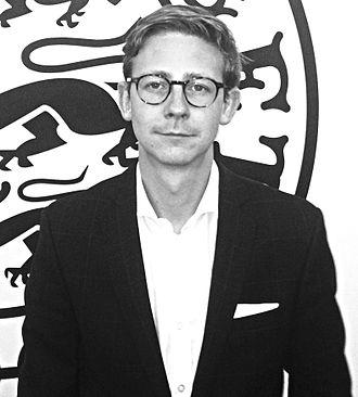 Tax Minister of Denmark - Image: Karsten Lauritzen (V)