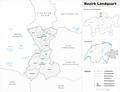 Karte Bezirk Landquart 2009.png
