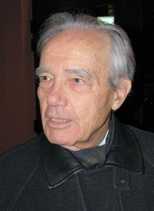 Historical and Literary Society - Professor C.P. Zaleski, current Chairman of the Society (Fot. Mariusz Kubik)