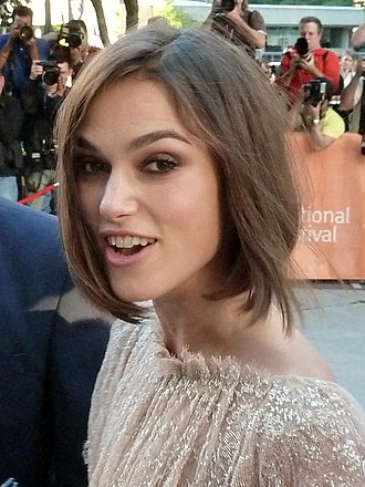 Keira Knightley - Knightley at the Toronto premiere of A Dangerous Method in 2011