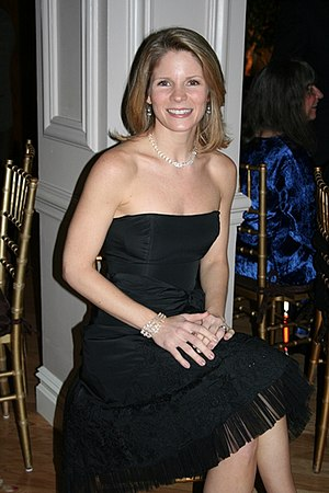Kelli O'Hara - O'Hara at a NYS ARTS Fall Gala in 2008