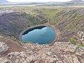 Kerið crater lake, Iceland - Eric Marchese.jpg