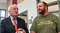 Kevin Concannon (Undersecretary for Food, Nutrition, and Consumer Services) and Calvin Riggleman (West Virginia farmer) (2011).jpg