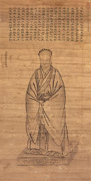 Gim Hongdo - Image: Kim Hong do, Indian Prophet