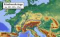 Kimbernkriege, Karte 2.png
