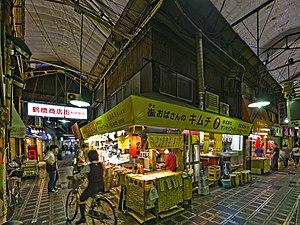 Koreatown - A kimchi shop in Tsuruhashi, Osaka
