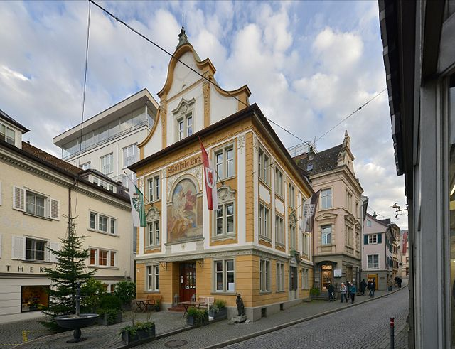 Weinstube Kinz (Bregenz)