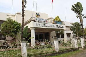 Kitaotao, Bukidnon - Municipal hall