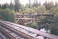 Kizhmola River, Old Bridge.jpg