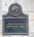 Klagenfurt, Goethedenkmal.JPG