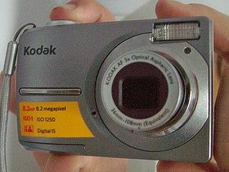 Kodak Easyshare C813 - Kodak EasyShare C813
