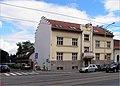 Komenského ulica, Červený kríž - panoramio.jpg