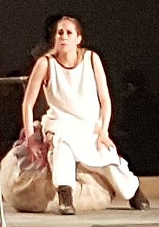 Kora Karvouni Greek actress