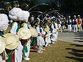 Korea-2007 Gyeongju World Culture Expo-Nongak-02.jpg