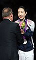 Korea London WomenTeam Fencing 15 (7730595472).jpg