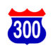 Korean highway line 300