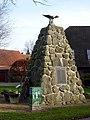 Kriegerdenkmal Wehe von Südwesten.jpg