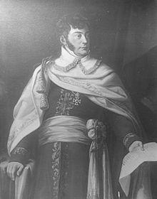 Christian Christoph Clam-Gallas (Quelle: Wikimedia)