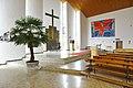 Krumpendorf Pfarrkirche heiliger Georg Altarraum 09032013 144.jpg