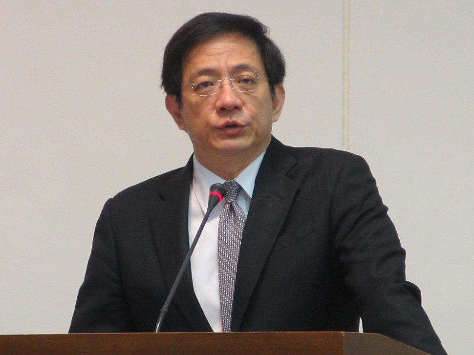 Kuan Chung-ming from VOA