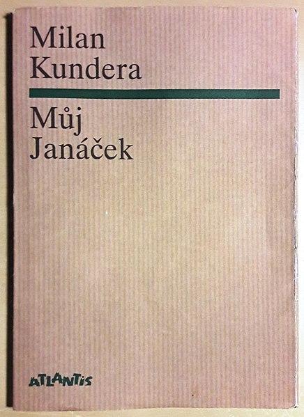 File:Kundera - Můj Janáček.jpg