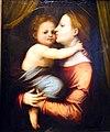 Kunsthistorisches Museum Wien, Fra Bartolomeo, Maria mit Kind.JPG