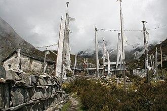 Langtang - Kyanjin Gompa