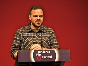 The Stanford Prison Experiment (film) - Director Kyle Patrick Alvarez at the 2015 Sundance Film Festival