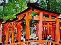 Kyoto Schrein Fushimi-Inari-taisha Torii 30.jpg