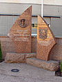 L'Hôpital (Moselle). Monument du commandant Alexandre Lofi..jpg