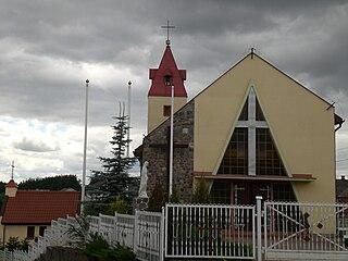 Lipnica, Pomeranian Voivodeship Village in Pomeranian, Poland