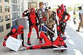 LBCE 2014 - Edward Kenway, Daenerys and Deadpools (14148108528).jpg