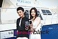 LG전자 옵티머스 블랙 광고 촬영 사진 모음- 김사랑 & 유아인 (7).jpg