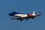 LX-ONE Learjet45 LJ45 Luxemburg Air Ambulance (32127134974).jpg