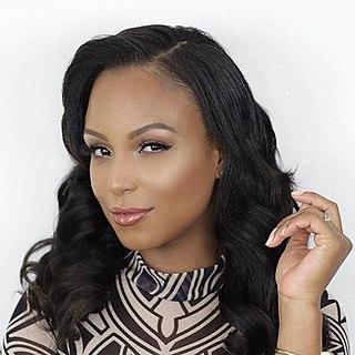 LaToya Forever Canadian-Trinidadian YouTube personality and author