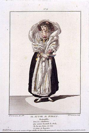 "La Caramba - Portrait of Maria Antonia Fernandez, ""La Caramba"", 1788."