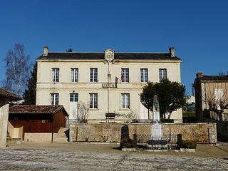 La Douze Commune in Nouvelle-Aquitaine, France
