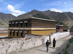 Labrang Monastery, Xiahe, Gansu, China.jpg