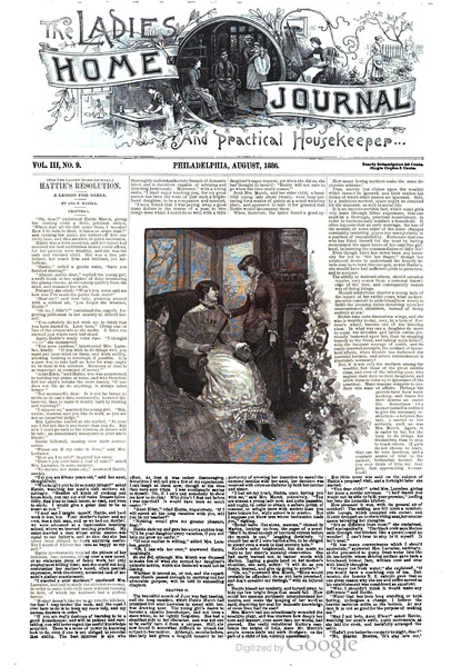 File:Ladies' Home Journal and Practical Housekeeper Vol.3 No.09 (August, 1886).pdf