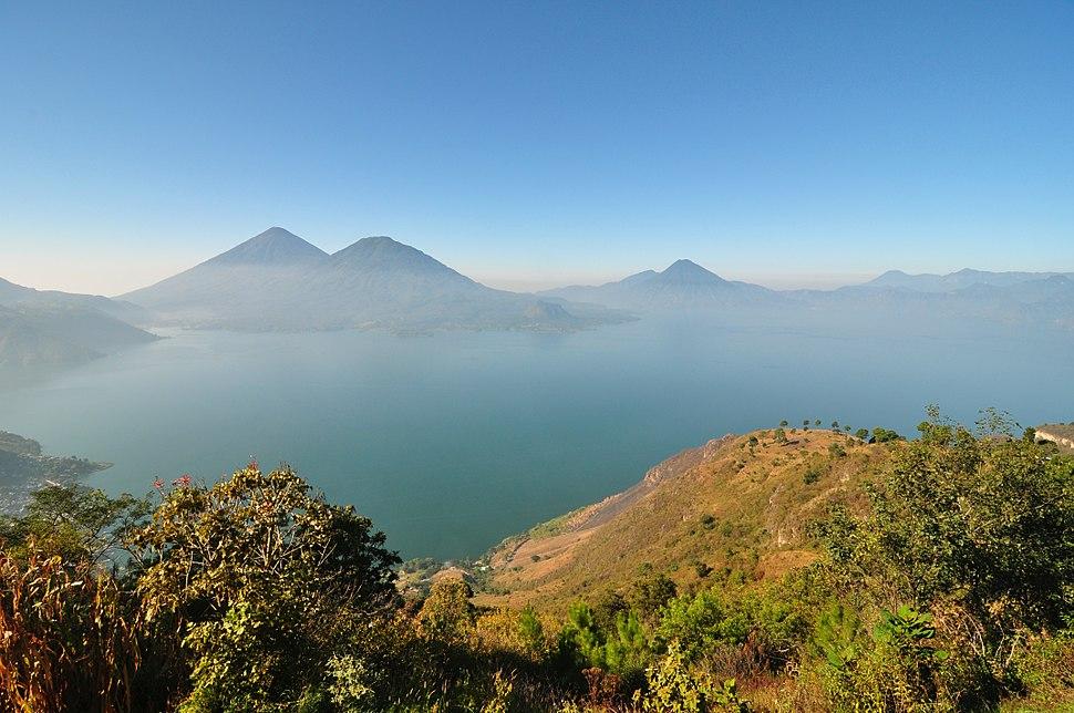 Lago de Atitlán 2009